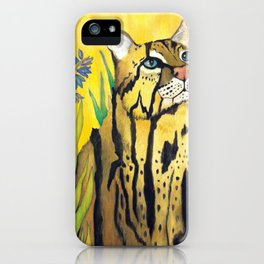 Little Big Kitty iPhone Case