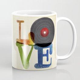 Love is Music Coffee Mug