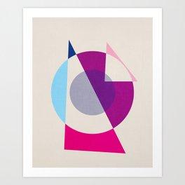 Colorplay G. 5 Art Print