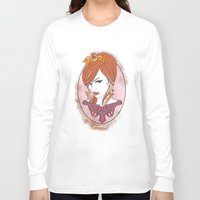 princess Long Sleeve T-shirts featuring Princess by AnnaCas