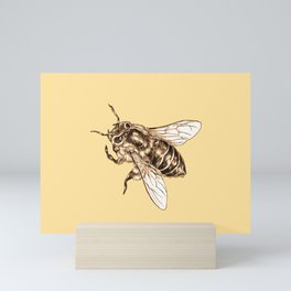 Bee Mini Art Print