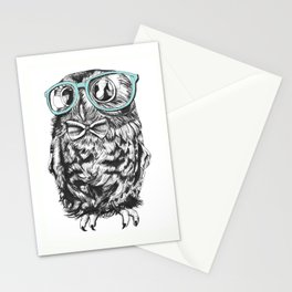 Do my eyes look big in these? Stationery Cards