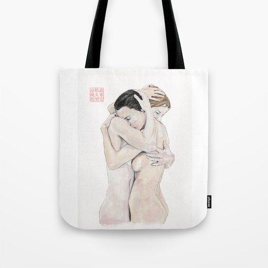 An Embrace Tote Bag