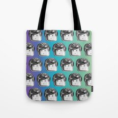 Minifigure Pattern - Cool Tote Bag