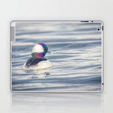 Bufflehead Laptop & iPad Skin