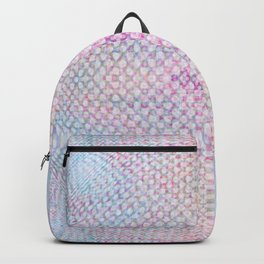 Ghosty Dots Bubble Backpack