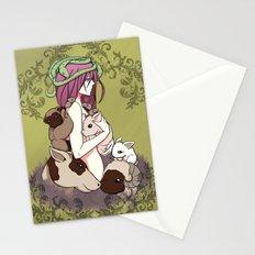 Animal Liberation Stationery Cards