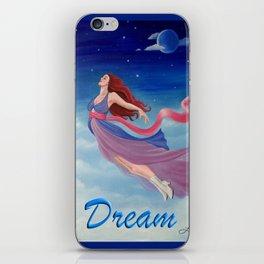 Flying Dream iPhone Skin