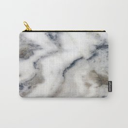 Marble Stone Texture Carry-All Pouch