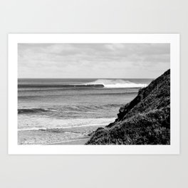 Bells Beach, Victoria, Australia Art Print