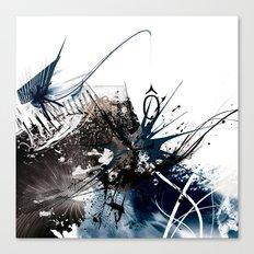 O Chaos Canvas Print