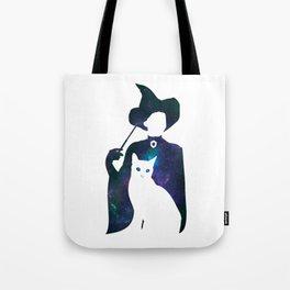 Minerva and Cat Tote Bag