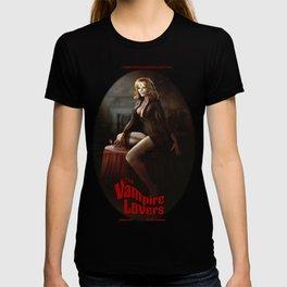 ingrid pitt T-shirt
