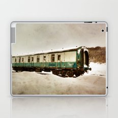 Out in the Cold Laptop & iPad Skin