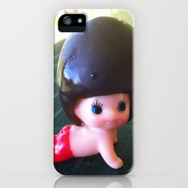 Olive Bebe iPhone Case