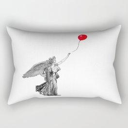 Rubino Angel Balloon Float Away Rectangular Pillow