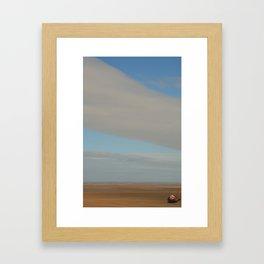 Hoylake Beach Framed Art Print
