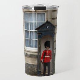 Buckingham Palace Guard Travel Mug