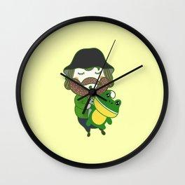 Jim Wall Clock