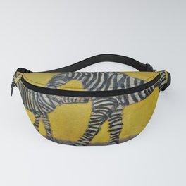 Zebras Fanny Pack