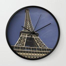 Eiffel Tower France Wall Clock