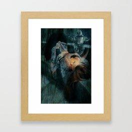 Dreamweaver - Dreams Not Your Own Framed Art Print