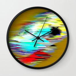 The race Wall Clock