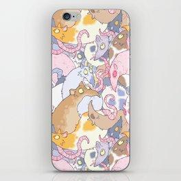 Fancy Rat Pattern iPhone Skin