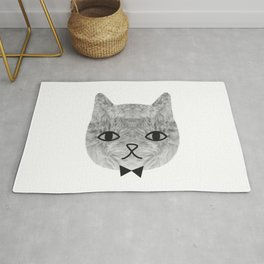 The sweetest cat Rug