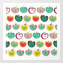 Cute Apples  by lilalove