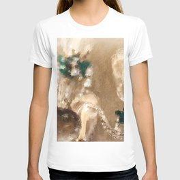 Chandelier At Winterthur T-shirt