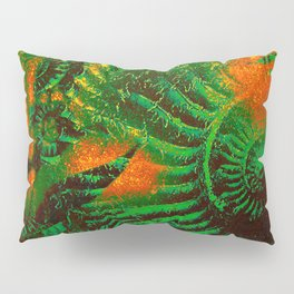 Serenity Ammonite Pillow Sham