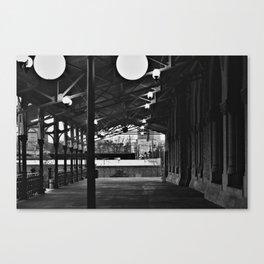 Train Station (Nashville,TN) Canvas Print