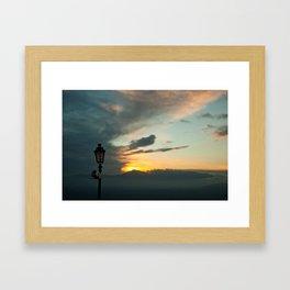 Veroli Framed Art Print