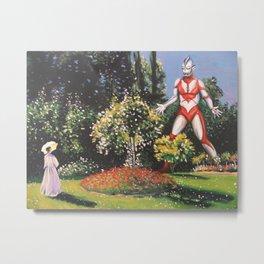 Ultra Garden Metal Print