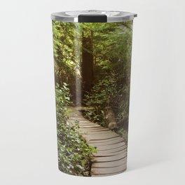trail to Cape Flattery Travel Mug