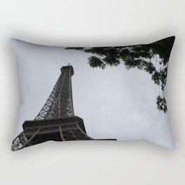 Eiffel Tower Paris Rectangular Pillow
