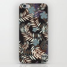 Night in Tropical Paradise iPhone & iPod Skin