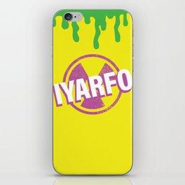 IYARFO Magenta Ooze iPhone Skin