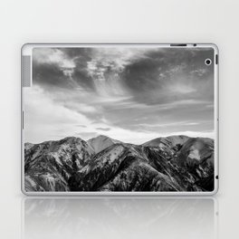 Mount Hutt Sky Laptop & iPad Skin