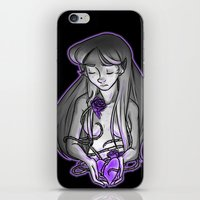 asexual iPhone & iPod Skins featuring Ace of Hearts by Kieran Thompson