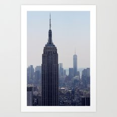 South New York City Art Print