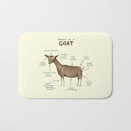 Anatomy of a Goat Bath Mat