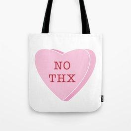 NO THX Tote Bag