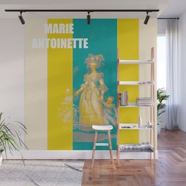 MARIE soft stripes edition Wall Mural