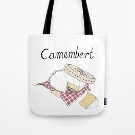 Camembert - Cheese on Totes! Tote Bag