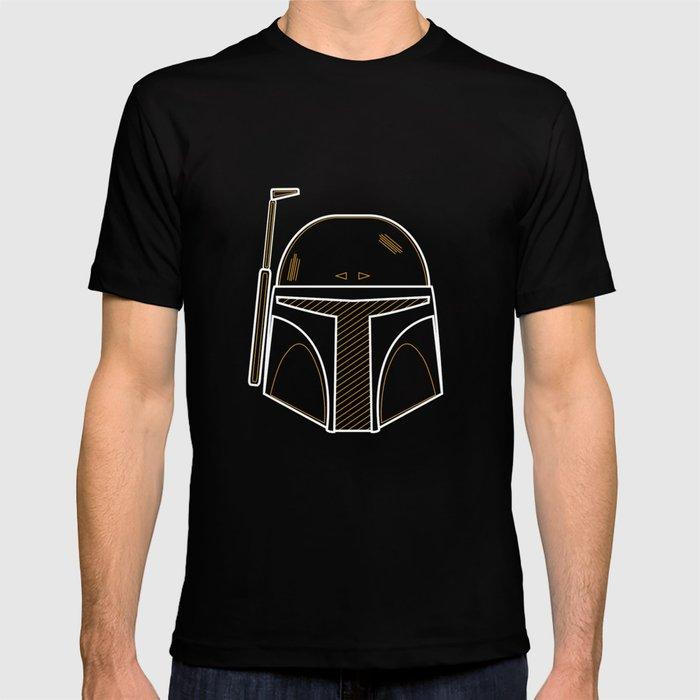 Line Illustration. Clon T-shirt