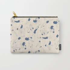 On Your Marks Carry-All Pouch