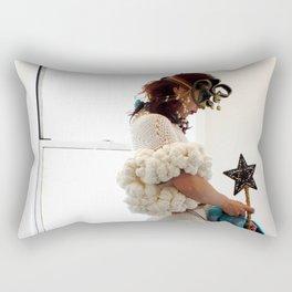 I Am the Gate Keeper Rectangular Pillow