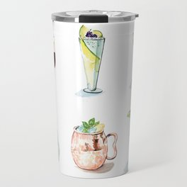 Cocktail season! Travel Mug